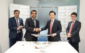 الصورة: «الخدمات والحلول التوربينية» توسع نشاطها بعقود مع 3 شركات طيران