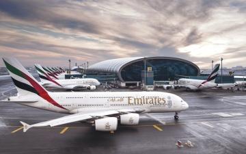 الصورة: طيران الإمارات تزيد رحلاتها إلى فرنسا