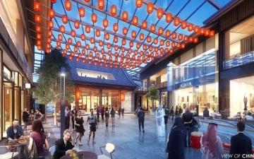 الصورة: «إعمار» تطور أكبر حي صيني إقليمي في دبي