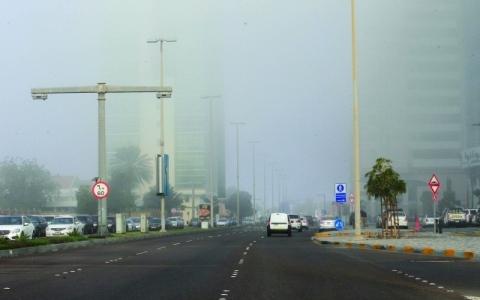 الصورة: الطقس المتوقع على الدولة من الخميس إلى الاثنين