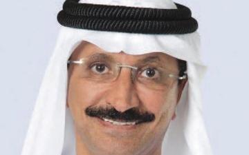 الصورة: موانئ دبي العالمية تطلق «سوق التجار» على مساحة  3 ملايين متر مربع لدعم «الحزام والطريق»