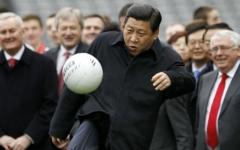 الصورة: 840 مليار دولار صناعة كرة القدم في الصين 2025