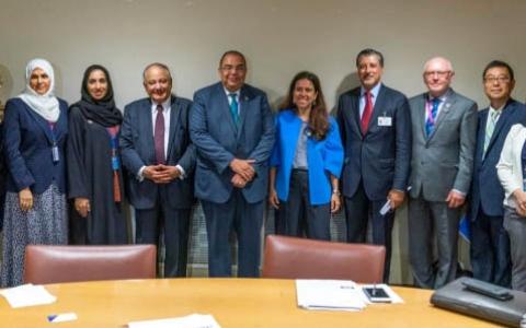 الصورة: الإمارات تجدد التزامها بجهود التنمية المستدامة