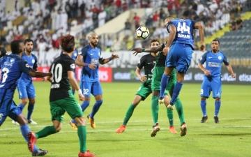 الصورة: النصر يتحفظ على رسالة شباب الأهلي دبي