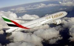 الصورة: «طيران الإمارات» تُعلّق رحلات إلى الهند في 2019 لأعمال تطويرية