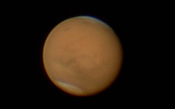 الصورة: 31 يوليو .. المريخ على أقرب مسافة من الأرض منذ 2003