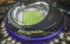 الصورة: «دار الزين» جاهزة لاستضافة كأس آسيا «الإمارات 2019»