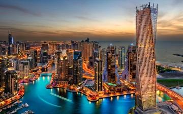 الصورة: إنجاز 46 مشروعاً عقارياً في دبي بـ 12.5 ملياراً نهاية 2018