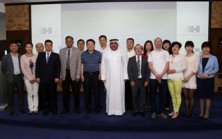 الصورة: دبي تستضيف المنتدى الصيني الإماراتي حول التمويل الإسلامي في نوفمبر