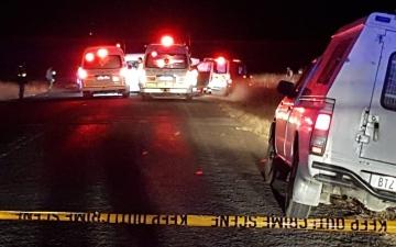 الصورة: مقتل 11 سائق سيارة أجرة في جنوب إفريقيا