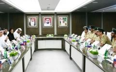 الصورة: التشغيل التجريبي لإدارة الحوادث المرورية في دبي 16 سبتمبر