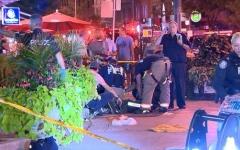 الصورة: بالفيديو.. مقتل شخص وإصابة 13 آخرين في إطلاق نار بمدينة تورنتو الكندية