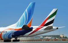 الصورة: تعاون بين طيران الإمارات وفلاي دبي على خط زغرب خلال الشتاء