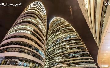 الصورة: ذهب دبي يخطف بريقه العالم