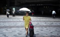 الصورة: موجة حر غير مسبوقة في اليابان تودي بحياة 65 شخصا خلال أسبوع