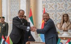 الصورة: الإمارات تشيد باتفاق السلام التاريخي بين إريتريا و أثيوبيا