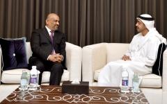 الصورة: الإمارات: موقفنا ثابت بدعم جهود استقرار اليمن