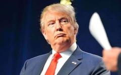 الصورة: الرئيس الأميركي: منفتح بشأن اتفاق جديد مع إيران