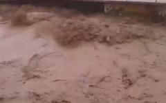 الصورة: بالفيديو..قتلى وجرحى في فيضانات تجتاح السودان