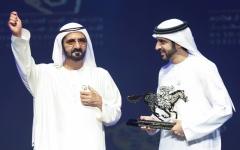 الصورة: كأس دبي للخيول الأغلى في العالم