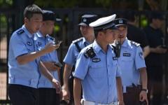 الصورة: الشرطة الصينية تكشف سبب الانفجار أمام سفارة واشنطن في بكين
