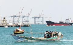 الصورة: الإمارات: دور خطير لإيران في اعتداء باب المندب