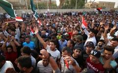 الصورة: العبادي: الحكومة مستعدة لتنفيذ مطالب المحتجين