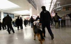 الصورة: مطار ميونيخ يلغي 200 رحلة بسبب خرق أمني