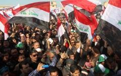 الصورة: احتجاجات العراق تطيح بوزير الكهرباء