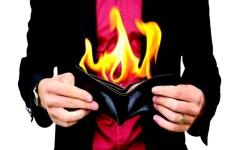 الصورة: حرب ترامب التجارية تحرق جيوب الأميركيين