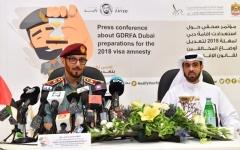 الصورة: «إقامة دبي» تستقبل المخالفين بخيمة تتسع لـ3 آلاف مراجع