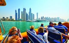 الصورة: مشروعات الضيافة في دبي ترتفع إلى 158 مليار درهم