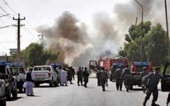 الصورة: 11 قتيلاً بانفجار في أفغانستان