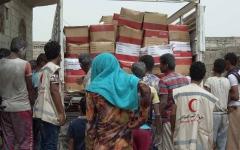 الصورة: عطاء الإمارات يتعاظم في اليمن والصومال
