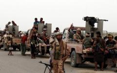 الصورة: التحالف: الحوثيون ارتكبوا مجزرة الحديدة