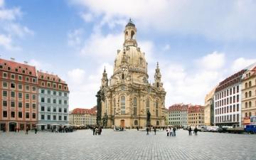 الصورة: «دريسدن» الألمانية مدينة المآسي والمتاحف الفنيّة