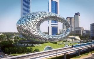 الصورة: المستقبل يُرسي عقود النمو على دبي