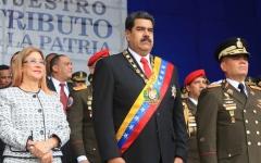 الصورة: الكشف عن المتورطين في محاولة اغتيال مادورو
