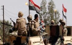 الصورة: الجيش المصري يعلن مقتل 52 إرهابياً  في سيناء