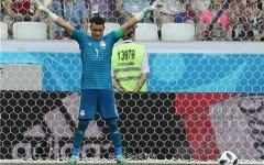 الصورة: الحضري أكبر لاعب في تاريخ كأس العالم يعلن اعتزاله دولياً
