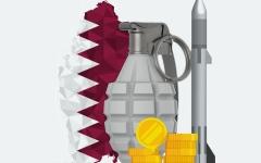 الصورة: أجندات قطر التخريبية وراء الصراع الأوروبي على ليبيا