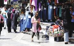 الصورة: هدوء اصطناعي في إيران وتسونامي يتشكل