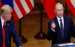 الصورة: موسكو تعدّ إجراءات انتقامية رداً على العقوبات الأميركية