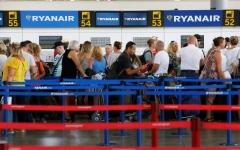 الصورة: إضراب طياري «راين اير» في 5 دول أوروبية يلغي 400 رحلة