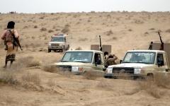 الصورة: تحالف دعم الشرعية يحقق في حادثة صعدة