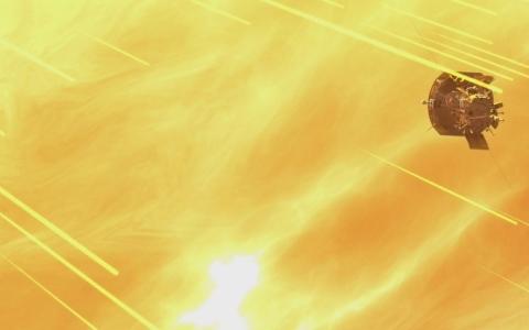 الصورة: ناسا ترجئ إطلاق مسبار إلى الشمس