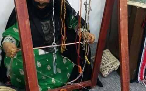 الصورة: «الشبوج».. خيوط رافقت الصقور رمز القوة الإماراتية