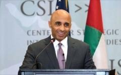 الصورة: سفير الدولة في واشنطن يدعو إلى بلورة موقف عالمي يعاقب طهران