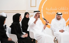 الصورة: مهمة عالمية ريادية لشباب الإمارات