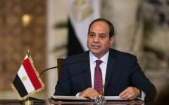 الصورة: السيسي: نرفض تحويل اليمن  إلى منصة لتهديد أمن واستقرار الدول العربية